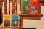 Seriously loved set of Tolkien books
